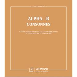 ALPHA - B    Consonnes